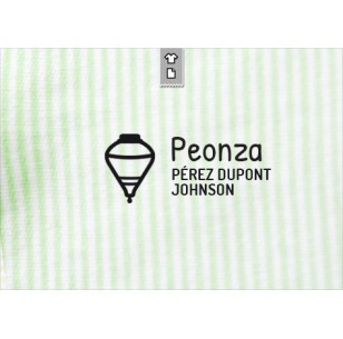 Stamp Peonza