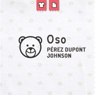 Stamp Oso