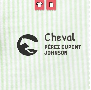 Stamp Cheval