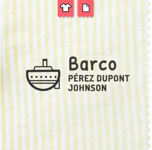 Stamp Barco
