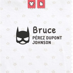 Tampon Bruce