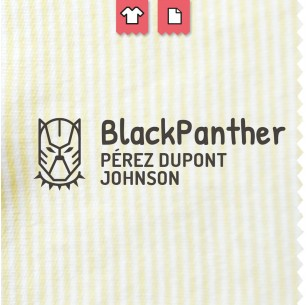 Stamp Black Panther