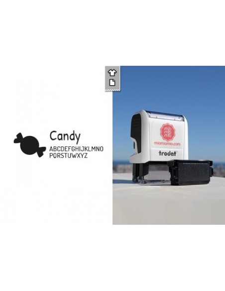 Stamp Candy