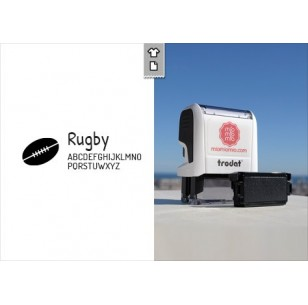 Stamp Rugby