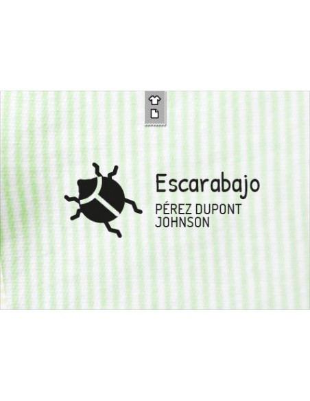 Sello Escarabajo