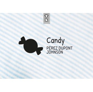 Sello marca ropa Candy